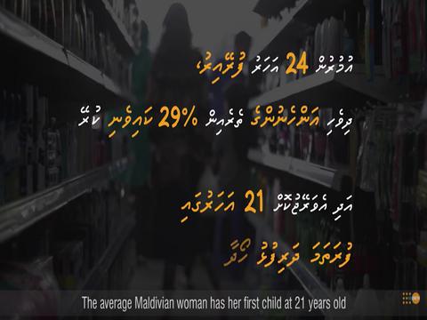 Women of Maldives